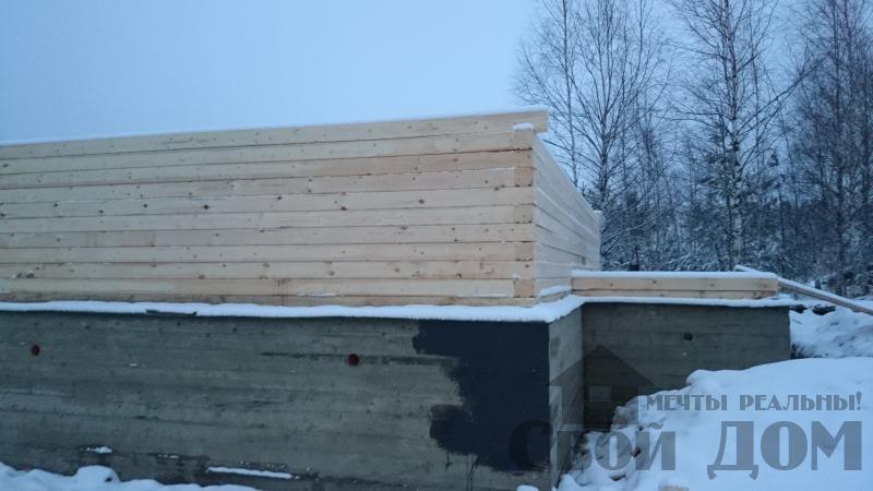 Подготовка ленточно-армированых фундаментов под дома. Фото 3