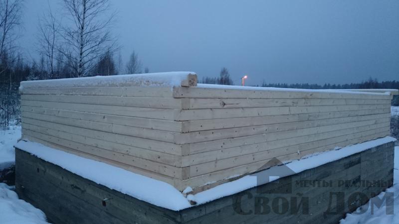Подготовка ленточно-армированых фундаментов под дома. Фото 5