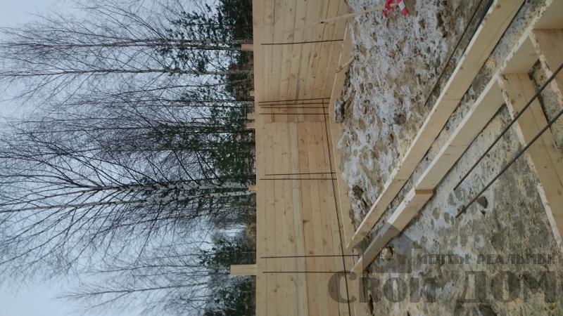 Подготовка ленточно-армированых фундаментов под дома. Фото 25