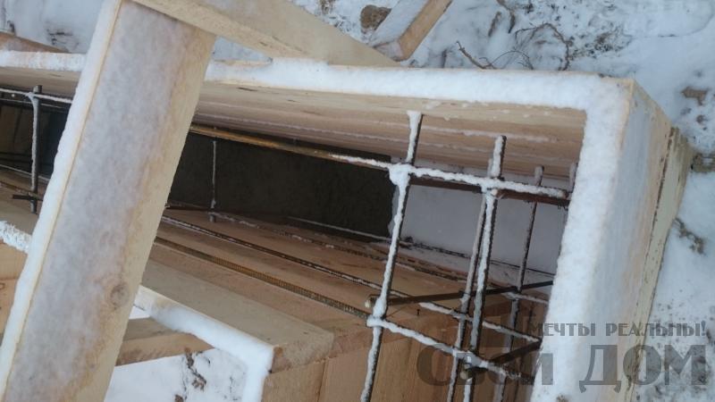 Подготовка ленточно-армированых фундаментов под дома. Фото 26