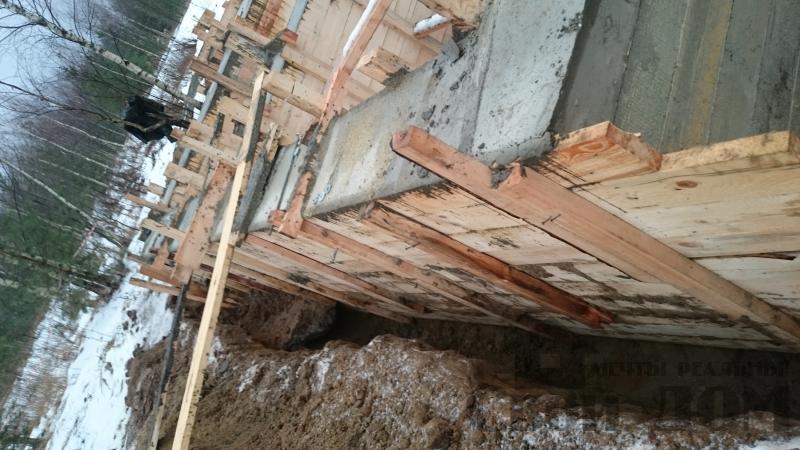 Подготовка ленточно-армированых фундаментов под дома. Фото 28